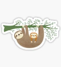 Sloths Sticker