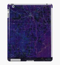 USGS TOPO Map Florida FL Ponce De Leon 348162 1950 24000 Inverted iPad Case/Skin