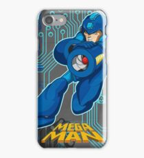 The Blue Bomber iPhone Case/Skin