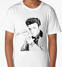 Elvis Presley Long T-Shirt