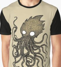 Lusca giant squid Graphic T-Shirt