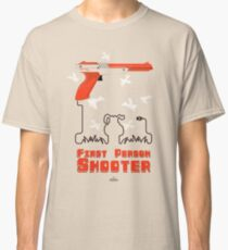 FPS, First Person Shooter Classic T-Shirt