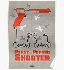 FPS, First Person Shooter Poster