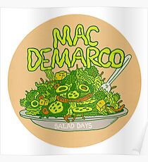 Mac Demarco forever Poster