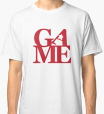 Game Love Classic T-Shirt