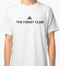 fidget spinner club Classic T-Shirt
