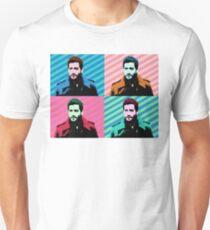 Jake Gyllenhaal Pop Art Unisex T-Shirt