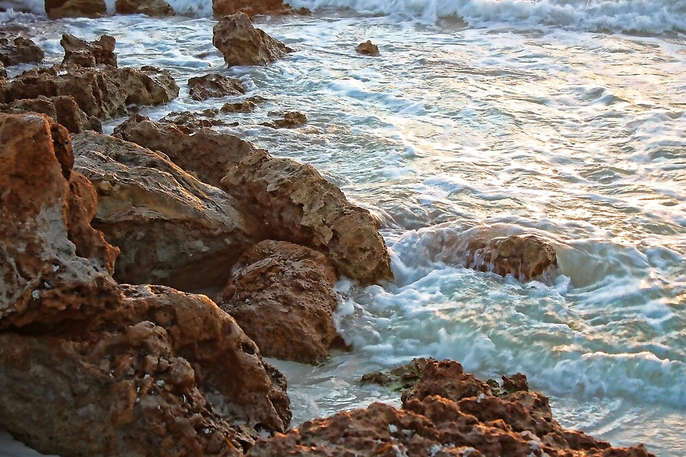 Gulf Coast Waters  by HHPhotographyFL