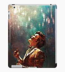 Doctor who · Eleventh doctor iPad Case/Skin