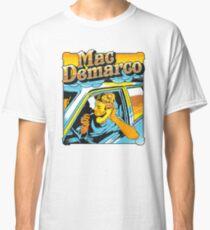 mac demarco in his car Classic T-Shirt