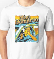 mac demarco in his car T-Shirt