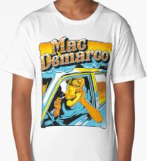 mac demarco in his car Long T-Shirt