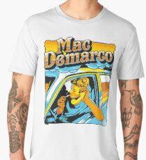 mac demarco in his car Men's Premium T-Shirt