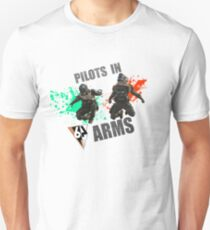 Pilots In Arms T-Shirt