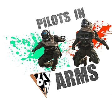 Pilots In Arms by Crazy-Shark
