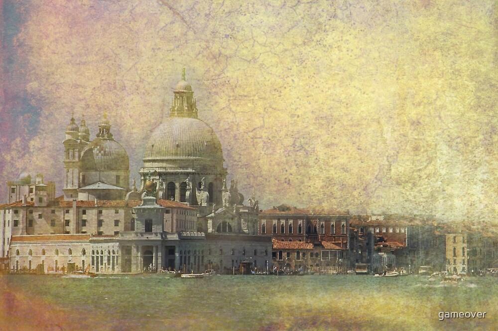Venice Punta Dogana e Madonna della salute by gameover