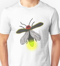 Lightning Bug Unisex T-Shirt