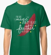 Magic in my Heart - Never Grow Up Classic T-Shirt