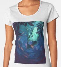Mystic Deer Women's Premium T-Shirt