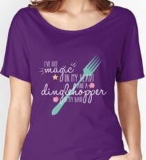 Magic in my Heart - Part of Your World Women's Relaxed Fit T-Shirt