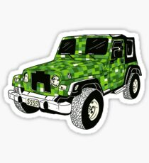 Jeepers Creepers Sticker
