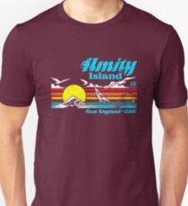 Jaws - Amity Island Unisex T-Shirt