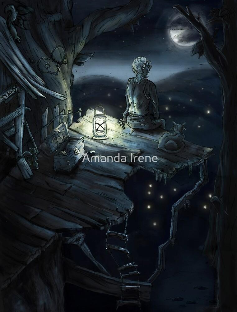 The Treehouse by Amanda Irene