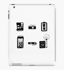 Six Cameras iPad Case/Skin