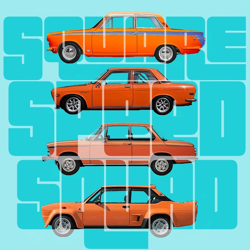 Square speed squad by johnnyvu