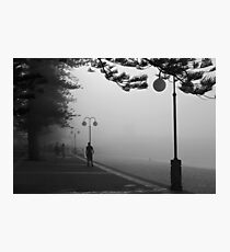 Ghosts in the fog Photographic Print