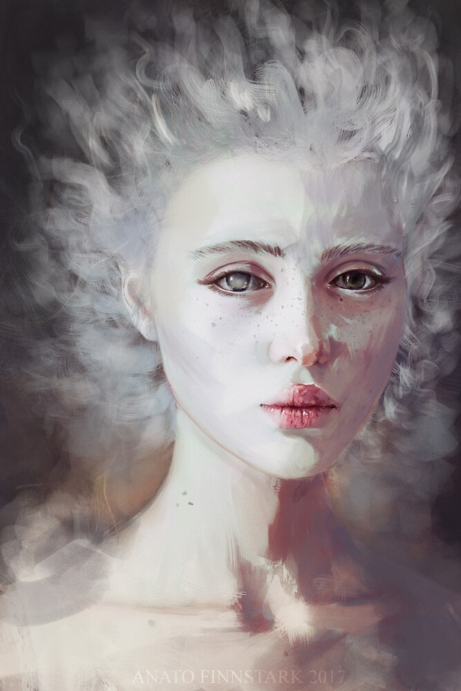 Albino by Anatofinnstark