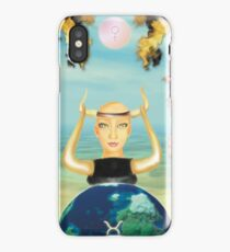 Le taureau iPhone Case/Skin