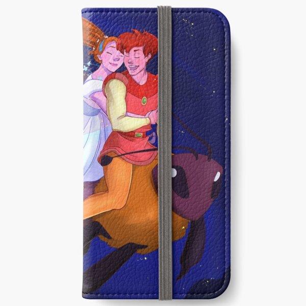 Thumbelina-x-Cornelius iPhone Wallet
