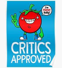 Fresh Tomato Poster