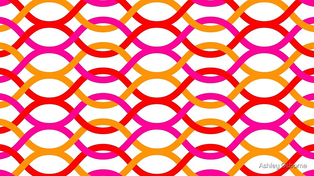 abstract design by Ashley Osborne