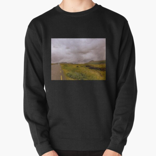 The Road To Errigal..............................Ireland Pullover Sweatshirt