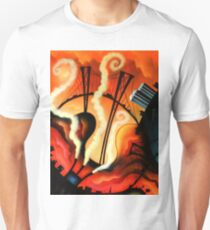 City at Dusk Unisex T-Shirt