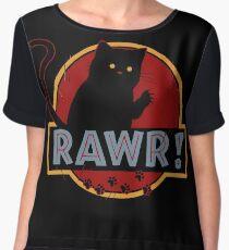 Rawr! Chiffon Top