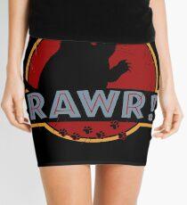 Rawr! Mini Skirt