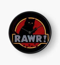 Rawr! Clock