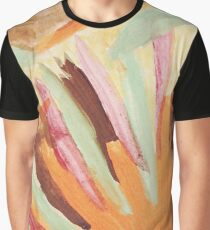Abstract Painting Graphic T-Shirt