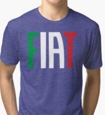 FIAT (Italy) Tri-blend T-Shirt