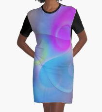 the sound of colors -2- T-Shirt Kleid