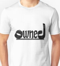 """Owned"" BDSM Kink Submissive T-Shirt T-Shirt"