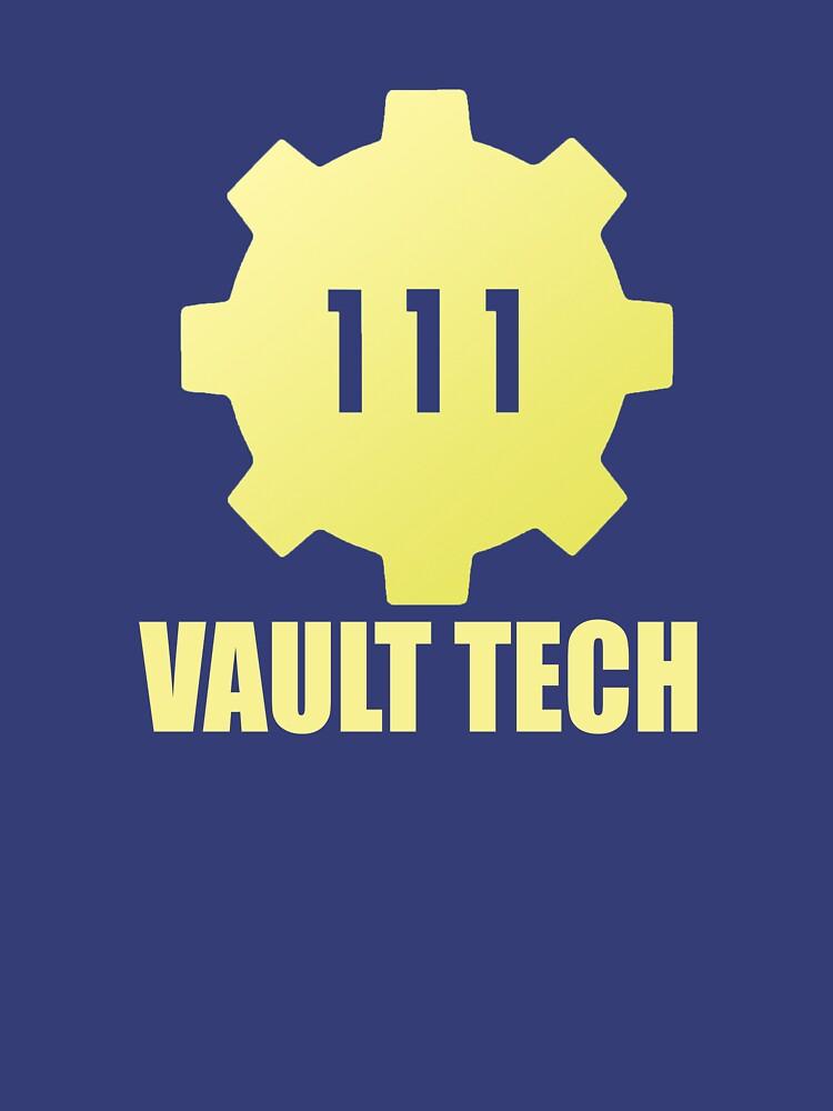 Vault Tech 111  by Crazy-Shark