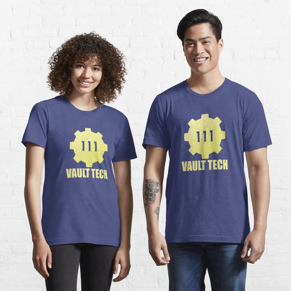 Vault Tech 111  Essential T-Shirt