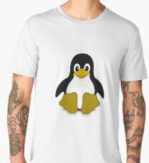 Tux Linux Men's Premium T-Shirt