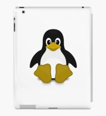 Tux Linux iPad Case/Skin