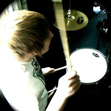 Drums by cheddarsam