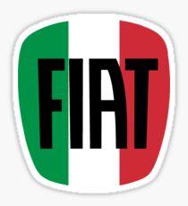 FIAT logo (Italy) Sticker